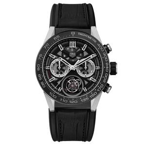 TAG Heuer Watches : Carrera Calibre Heuer 02T 45 mm CAR5A8Y.FC6377