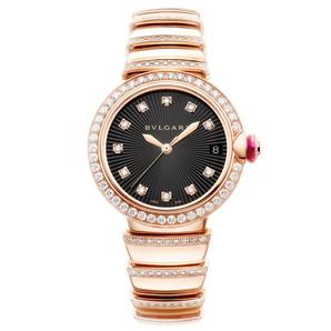 Bulgari watches : Lvcea 33mm