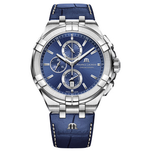 Maurice Lacroix Watches : Aikon Chronograph AI1018-SS001-430-1