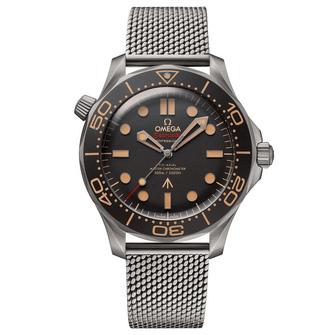 OMEGA Seamaster Diver 300M OMEGA Co-Axial Master Chronometer « 007 Edition »