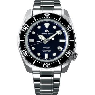 Grand Seiko Professional Diver's 600M « 60th Anniversary » Limited Edition