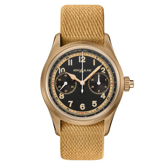 Montblanc 1858 Monopusher Chronograph Limited Edition 1858