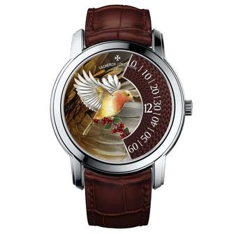 Vacheron Constantin Les Cabinotiers – The Singing Birds – Robin