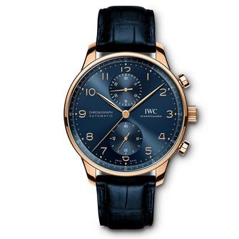 IWC Schaffhausen Portugieser Chronograph Boutique Edition