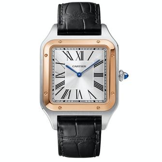 Cartier Santos-Dumont XL Hand-Wind