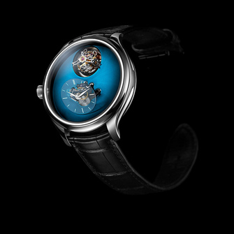 H. Moser & Cie. Endeavour Cylindrical Tourbillon H. Moser × MB&F