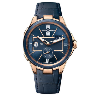 Ulysse Nardin Executive Dual Time – 42mm