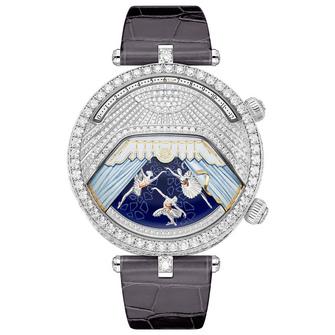 Van Cleef & Arpels Lady Arpels Ballerine Musicale Diamant