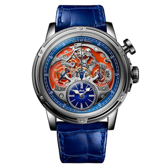 Louis Moinet Memoris Superlight