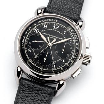 Atelier de Chronométrie Split-seconds chronograph