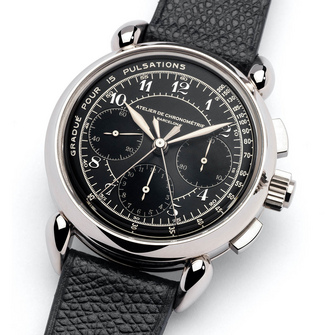 Atelier de Chronométrie Split-seconds chronograph