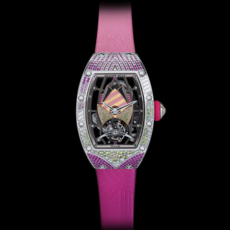 "Richard Mille RM 71-02 Automatic Tourbillon Talisman ""Bianca"""