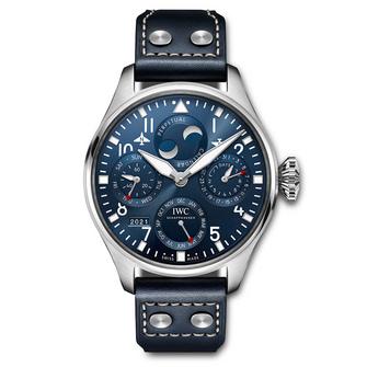 IWC Schaffhausen Big Pilot's Watch Perpetual Calendar