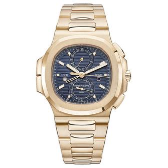Patek Philippe Ref. 5990/1R Nautilus Travel Time Chronograph