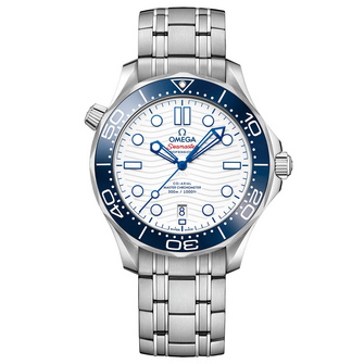 Omega Seamaster Diver 300M Co-Axial Mater Chronometer Tokyo 2020 – 42mm