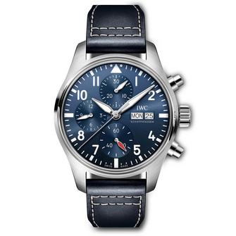 IWC Schaffhausen Pilot's Watch Chronograph 41