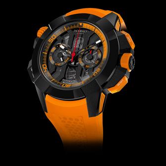 Jacob & Co. Epic X Chrono Orange