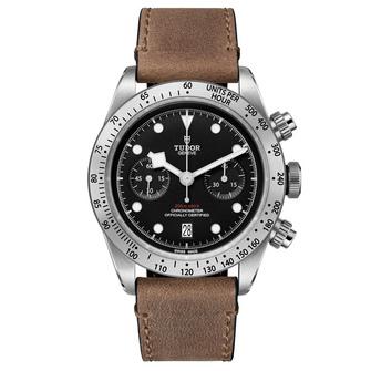 4b M79350 0002 black leather brown FF
