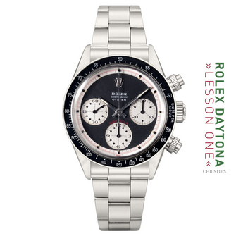 """THE 6263 SS """"ALPINA COSMOGRAPH OYSTER PAUL NEWMAN"""" AKA """"OYSTER SOTTO"""""""