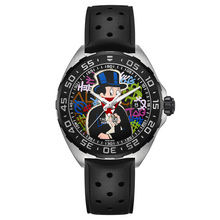 tag heuer alec monopoly special edition launch mexico city 24