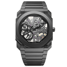 Bvlgari Octo Finissimo Skeleton Black Ceramic