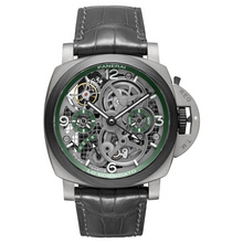 "Panerai Luminor Tourbillon GMT ""Lo Scienziato"""