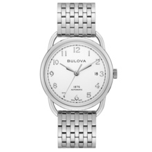 Bulova Joseph Bulova Commodore 38mm