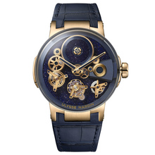 Ulysse Nardin Executive Tourbillon Free Wheel Aventurine