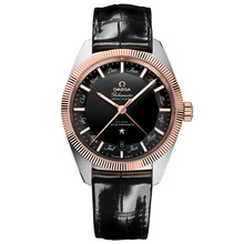Omega Constellation Globemaster Omega Co-Axial Master Chronometer Annual Calenda