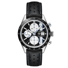 TAG Heuer Carrera Calibre 16 Automatic Chronograph  « Fangio » Limited Edition