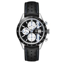 TAG Heuer Carrera Calibre 16 Automatic Chronograph  « Fangio » Limited Edition