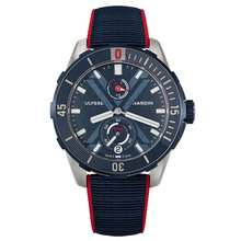 Ulysse Nardin Diver X Nemo Point
