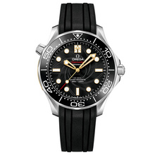 "Omega Seamaster Diver 300M Omega Co-Axial Master Chronometer 42 mm ""James Bond"""