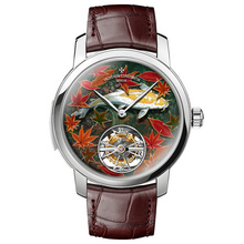Vacheron Constantin Les Cabinotiers Minute Repeater Tourbillon « Four Seasons Au