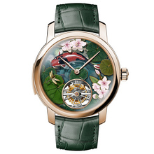 Vacheron Constantin Les Cabinotiers Minute Repeater Tourbillon « Four Seasons Sp