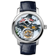 Vacheron Constantin Les Cabinotiers Minute Repeater Tourbillon « Four Seasons Wi