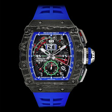 Richard Mille RM 11-04 Automatic Flyback Chronograph Roberto Mancini