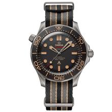 OMEGA Seamaster Diver 300M « 007 Edition »