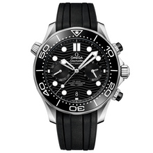 OMEGA Seamaster Diver 300M OMEGA Co-Axial Master Chronometer Chronograph