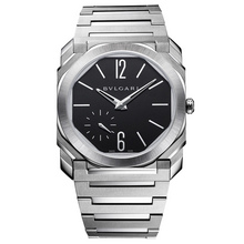 Bvlgari Octo Finissimo Automatic Satin Polished Steel