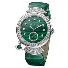 Bvlgari Divas' Dream Finissima Minute Repeater Malachite