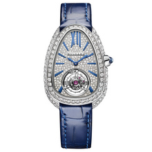Bvlgari Serpenti Seduttori Tourbillon White Gold