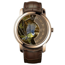 Vacheron Constantin Les Cabinotiers – The Singing Birds – Blue Tit