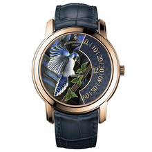 Vacheron Constantin Les Cabinotiers – The Singing Birds – Blue Jay