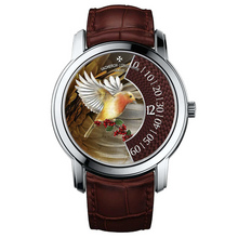 Vacheron Constantin Les Cabinotiers – The Singing Birds – Robin
