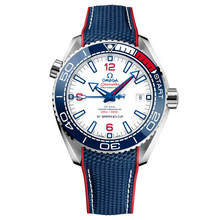 Omega Seamaster Planet Ocean 600M 36th America's Cup Edition