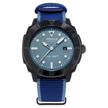 Alpina Seastrong Diver Gyre Gents Automatic Blue