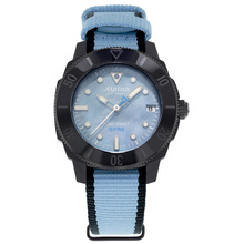 Alpina Seastrong Diver Gyre Ladies Automatic Light Blue