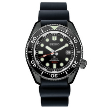 Seiko Prospex 'Black Series' Limited Edition Saturation Diver