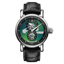 "Chronoswiss Flying Regulator Open Gear ""The Ocean"" Limited Edition"